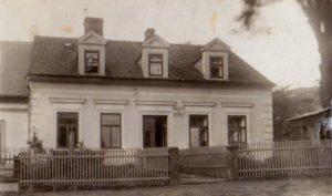 Elternhaus in Schwora